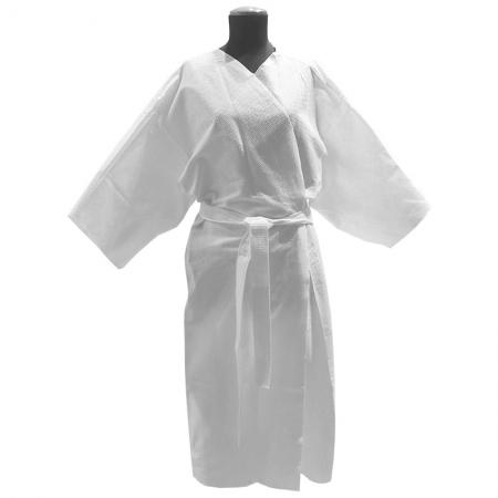 Kimono biodegradabile 25 pz Accessori Kit Cortesia