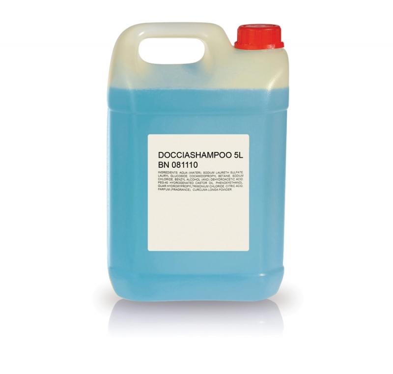 Tanica 5 L. Doccia shampoo